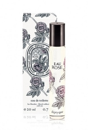 Diptyque EAU ROSE Eau de Toilette Roll-On