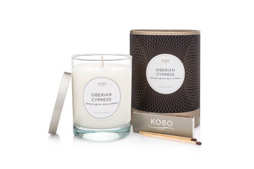 KOBO Filament - SIBERIAN CYPRESS - Candle