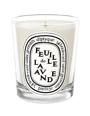 Diptyque Feuille de Lavande (Lavender Leaf) Mini Candle 2.4oz