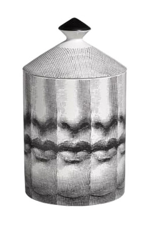 Fornasetti MILLE BOCCHE Candle