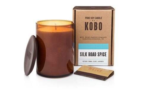 KOBO Woodblock - Silk Road Spice - Candle