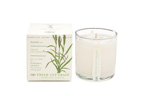 Kobo Seeds - Fresh Cut Grass - Candle