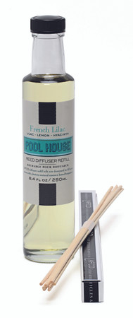 Lafco Diffuser Refill- French Lilac (Pool House)