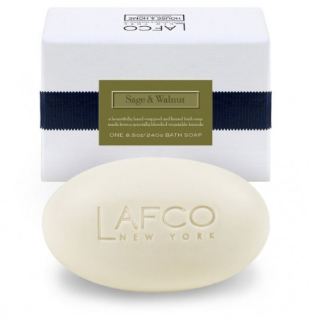 Lafco Soap- Sage and Walnut
