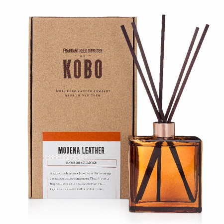 Kobo Woodblock Modena Leather Diffuser