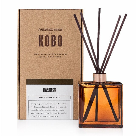 Kobo Woodblock Hashish Diffuser
