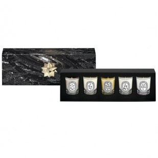 Diptyque LIMITED EDITION Set of Five Mini candles