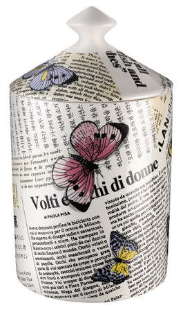 Fornasetti ULTIME NOTIZIE Candle