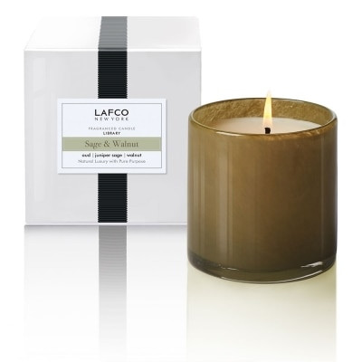 Lafco Sage and Walnut Candle
