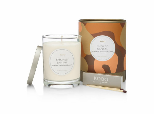 KOBO COMO - SMOKED SANTAL - Candle