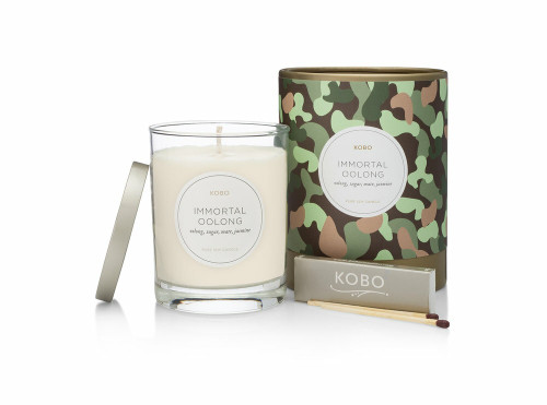 KOBO COMO - IMMORTAL OOLONG - Candle