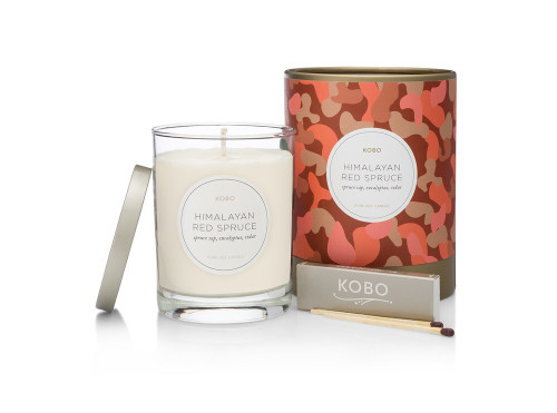 KOBO COMO - HIMALAYAN RED SPRUCE - Candle