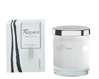 Rigaud ~ GARDENIA Medium Candle