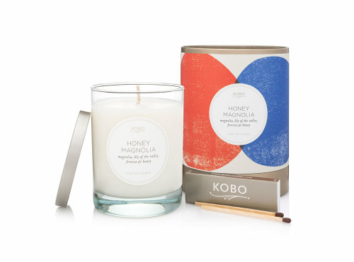 KOBO Natural Math - HONEY MAGNOLIA - Candle