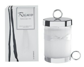 Rigaud ~ GARDENIA Large Candle