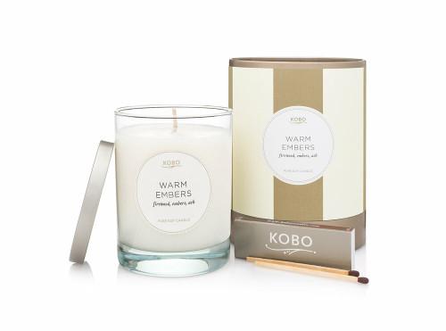 KOBO Aurelia - WARM EMBERS - Candle