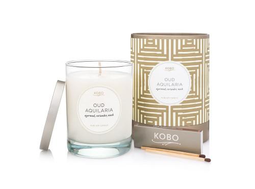 KOBO Aurelia - Oud Aquilaria - Candle
