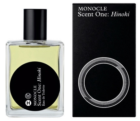 "Monocle Scent One ""HINOKI"" Eau de Toilette 50ml"