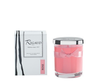 Rigaud ~ UNE ROSE Small Candle