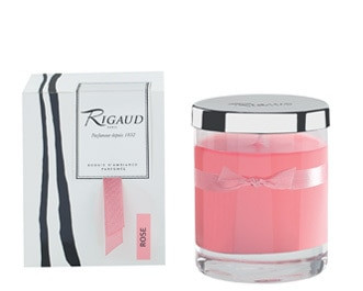 Rigaud ~ UNE ROSE Medium Candle