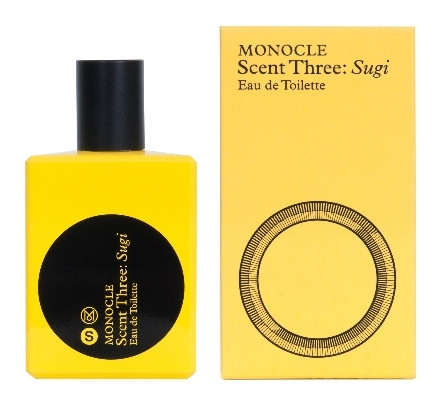 "Monocle Scent Three ""SUGI"" Eau de Toilette 50ml"