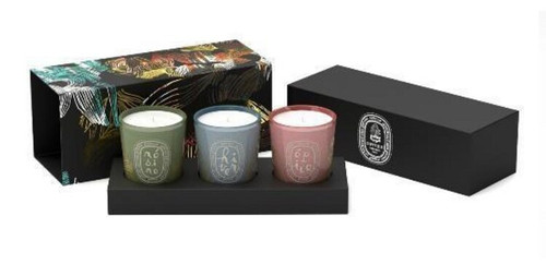Diptyque Holiday Coffret 3 Candles