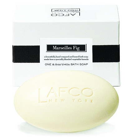 Lafco Soap-  Marseilles Fig