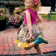 Boho Doll Dress