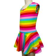 PRE-ORDER Cap Short Sleeve Leo + Skirt