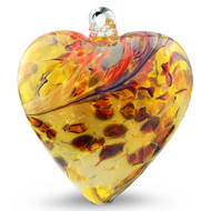 """Large """"Heart of Fire"""""""