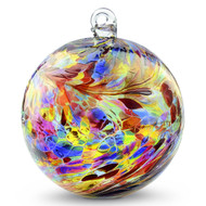 Multicolored Ornament 4""
