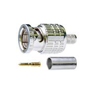 Canare BCP-B4F 75-Ohm BNC Crimp Plug