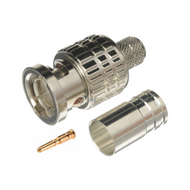 Canare BCP-B53 75-Ohm BNC Crimp Plug