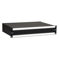 Bittree 422A32 2-RU 2x32 Active RS-422 Patchbay - Front