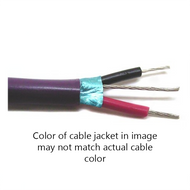 Belden 1800B Multi-Conductor 24 AWG Shielded Twisted Pair Cable