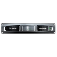 Crown DCi 4|2400N DriveCore Install Network Series 4-Channel 2400W 2-RU Power Amplifier - Front Panel