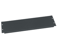 Middle Atlantic EB3-CP6 Flanged 3-RU Blank Panel