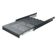 Middle Atlantic SSHD-28 Vented Sliding Rack Shelf - 2-RU 28-Inches Deep w/ 200 lb. Weight Capacity