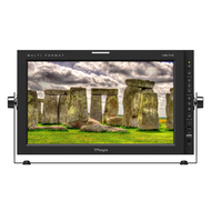 TVLogic LVM-171A 17-Inch FHD Multi-Format Monitor 1920x1080 - Front View