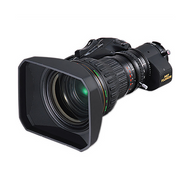 Fujinon ZA12x4.5BRD-S6 Select Series HD ENG/EFP Super Wide Angle Lens w/ Digital Servo Zoom & Focus