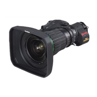 Fujinon ZA12x4.5BERD-S6 Select Series HD ENG/EFP Super Wide Angle Lens w/ 2X Extender & Digital Servo Zoom & Focus