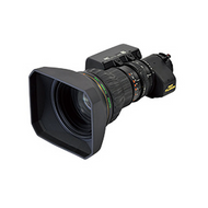 "Fujinon ZA17x7.6BEMD-DSD Select Series 2/3"" HD Remote Control Teleconferencing Lens w/ 2X Extender"