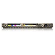 RTS KP-4016PB 1RU 16 Key Pushbutton Intercom Panel - Front View