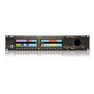 RTS KP-5032PB 2RU 32 Key Pushbutton Intercom Panel - Front View
