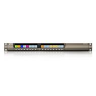 RTS EKP-3016 1RU 16 Key Intercom Expansion Panel - Front View
