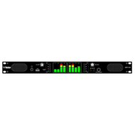 Wohler AMP1-8-M Eight Channel, Dual Input 3G/HD/SD-SDI Audio Monitor - Front View