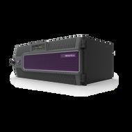 Grass Valley Densité 3+ FR4 High-density Modular Frame for Advanced Signal Processing - Angled View