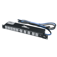 Middle Atlantic PD-22020R-NS Multi-mount Rackmount Power, 20 Outlet, 20A