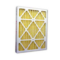 Furnace & Air Conditioner Air Filter 16x20x1 Pleated( Bx of 12 ) 1