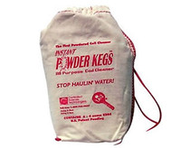 Powder Kegs Coil Cleaner (Six packs of six bags)